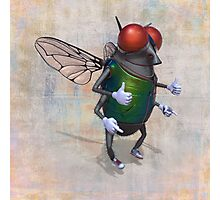 pretty fly Photographic Print
