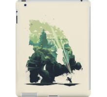 Colossal World iPad Case/Skin