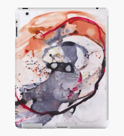 Oil and Water #100 iPad Case/Skin