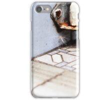 { Corners: where the walls meet #10 } iPhone Case/Skin