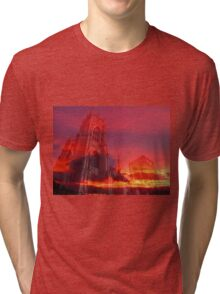 Fire from the Pulpit Tri-blend T-Shirt