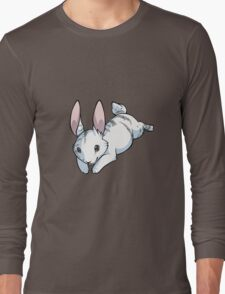 Harlequin Bunny Long Sleeve T-Shirt