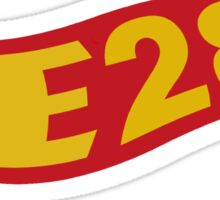 E28 hot wheels Sticker