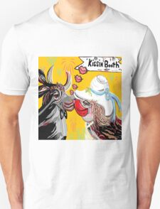 Cow Kiss Unisex T-Shirt