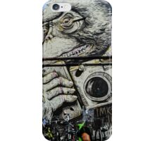 No monkey Bussiness iPhone Case/Skin