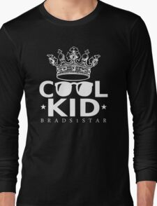 Crowned Cool Kid Long Sleeve T-Shirt