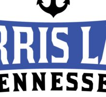 NORRIS LAKE TENNESSEE ANCHOR TN  NAUTICAL BOAT BOATING TVA 2 Sticker