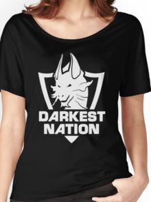 Darkest Nation Women's Relaxed Fit T-Shirt