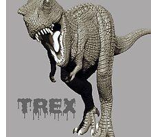TRex by Guru8