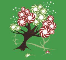 Magic Candy Tree - V2 Tee One Piece - Short Sleeve