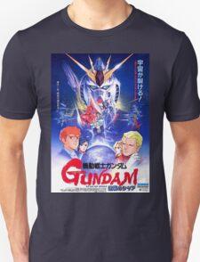 Mobile Suit Gundam - Char's Counterattack Unisex T-Shirt