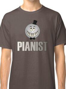 Cool Pianist Classic T-Shirt