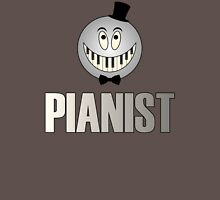 Cool Pianist Unisex T-Shirt