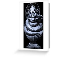 Haunted Mansion Photography 1  Greeting Card