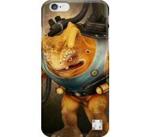 Alien iPhone Case/Skin