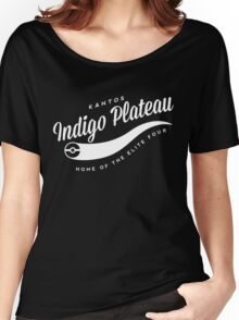 Indigo Plateau Women's Relaxed Fit T-Shirt