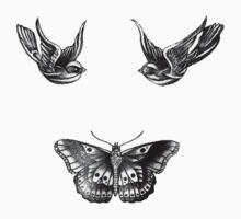 Harry's Tattoos  by lbramble15