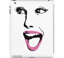 Super Pop Star Smile iPad Case/Skin