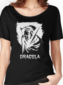 Dracula Classic Women's Relaxed Fit T-Shirt