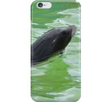 Water Angel Surfaced iPhone Case/Skin