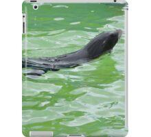 Water Angel Surfaced iPad Case/Skin