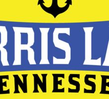 NORRIS LAKE TENNESSEE ANCHOR TN  NAUTICAL BOAT BOATING TVA 3 Sticker