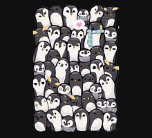 Penguins - Big Family Unisex T-Shirt