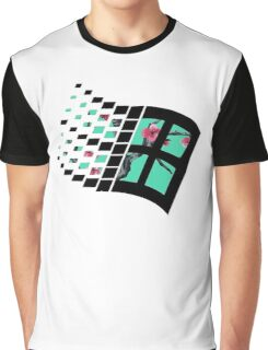 Sad Boys| Windows XP | High Quality! | Graphic T-Shirt