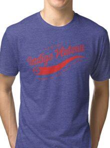 Indigo Plateau (Red) Tri-blend T-Shirt