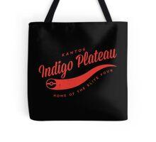 Indigo Plateau (Red) Tote Bag