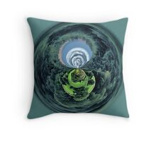 Planatery Hole Throw Pillow