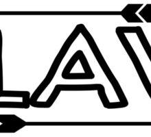 jlaw Sticker