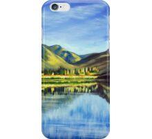 Lake Hayes, Queenstown NZ iPhone Case/Skin