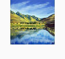 Lake Hayes, Queenstown NZ Unisex T-Shirt