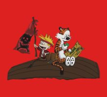 Calvin and Hobbes Adventure One Piece - Long Sleeve