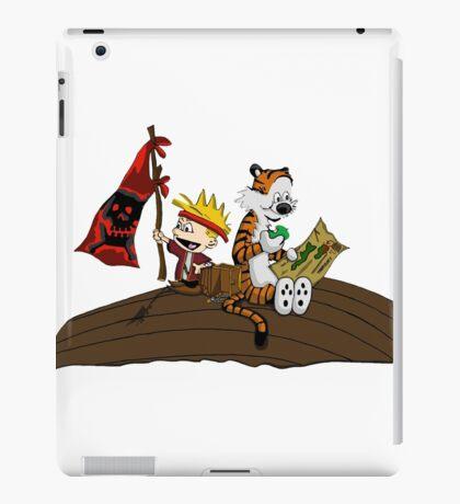 Calvin and Hobbes Adventure iPad Case/Skin