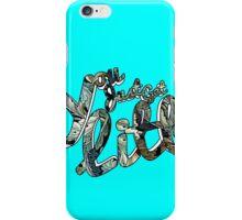 You Just Got Litt Up - Tropical iPhone Case/Skin
