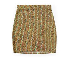 Totally digital love of another colour Mini Skirt