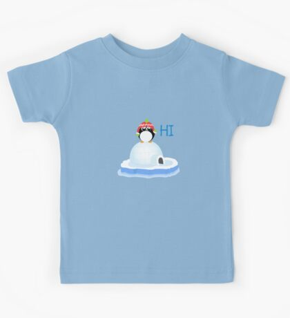 Penguin: HI Kids Tee