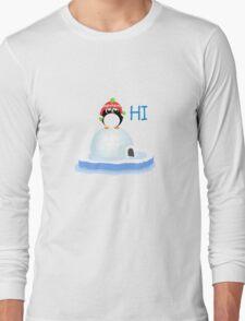 Penguin: HI T-Shirt
