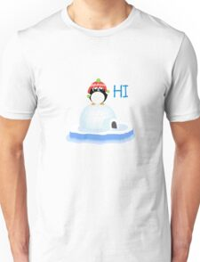 Penguin: HI Unisex T-Shirt