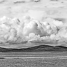 Clouds over North Uist by John Thurgood
