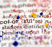 Color definition by artsandsoul