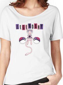 LEGENDARY (TEXT) Women's Relaxed Fit T-Shirt