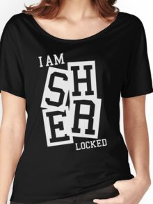 Im Sher Locked Women's Relaxed Fit T-Shirt