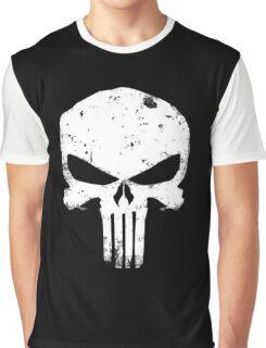 punisher Skull Graphic T-Shirt