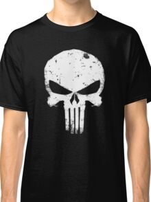 punisher Skull Classic T-Shirt