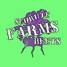 Schrute Farms Beets by GenialGrouty