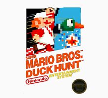 NES Super Mario Bros & Duck Hunt  Unisex T-Shirt