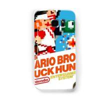 NES Super Mario Bros & Duck Hunt  Samsung Galaxy Case/Skin